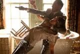 映画『インセプション』渡辺謙の出演シーンより (C)2010 Warner Bros. Entertainment Inc. All rights reserved.