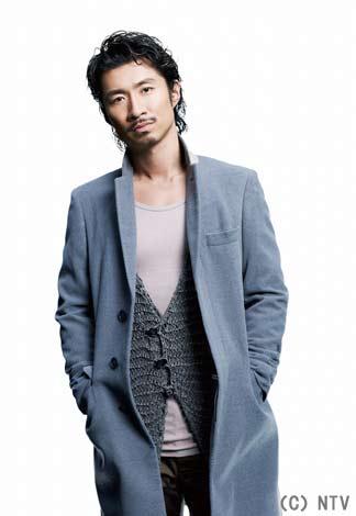 曜日ごとのメインパーソナリティ—に決定したEXILEのMAKIDAI (C)日本テレビ系