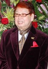 加藤茶のデビュー50周年記念パーティーに参加した高木ブー (C)ORICON DD inc.