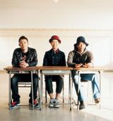 FUNKY MONKEY BABYS(左から:ファンキー加藤、DJケミカル、モン吉)