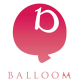 新レーベル「BALLOOM(バルーム)」ロゴ