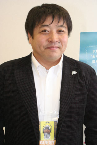 錦織良成監督 (C)ORICON DD inc.