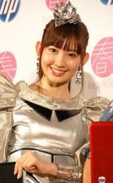 日本HP社『個人向けPC』の新製品発表会に出席したAKB48の小嶋陽菜 (C)ORICON DD inc.