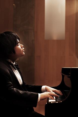 ピアノアレンジを担当した辻井伸行