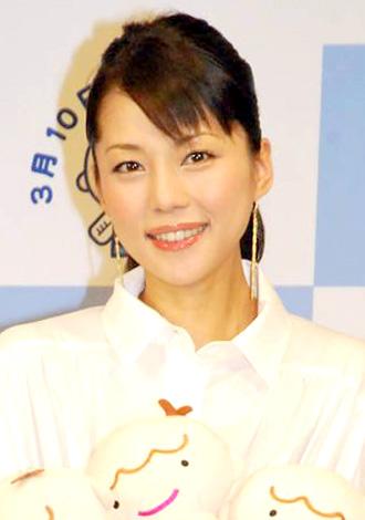『ミルトンの日』制定記念記者発表会に出席した吉岡美穂 (C)ORICON DD inc.