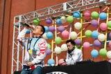 ニューアルバム『COLORS』発売記念イベントで熱唱する清水翔太