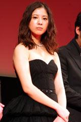映画『GANTZ PERFECT ANSWER』ジャパンプレミアに参加した吉高由里子 (C)ORICON DD inc.
