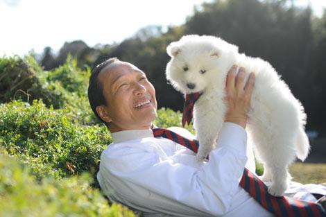『犬飼さんちの犬』6 月25日(土)より全国ロードショー (C)2011「犬飼さんちの犬」製作委員会
