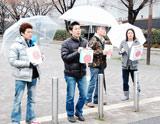 (左から)池谷直樹、マギー審司、村田雄浩、狩野 (C)ORICON DD inc.