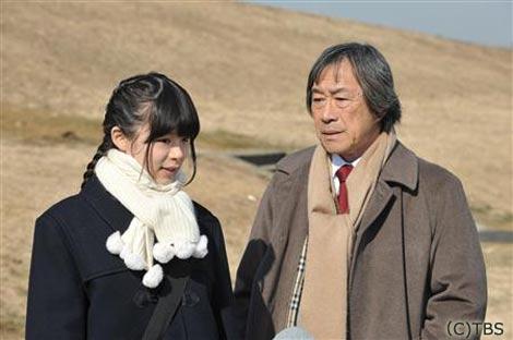 水谷豊と伊藤蘭の愛娘・趣里が\u201c金八先生ファイナル\u201dで女優デビュー