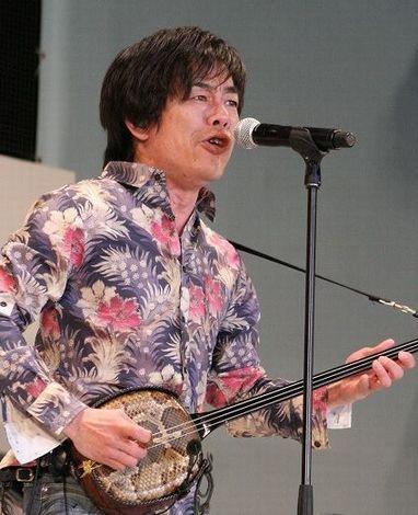 THE BOOMが「島唄」熱唱 (C)ORICON DD inc.