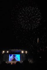 大量の打ち上げ花火で大盛り上がりのうちに幕を閉じた『第3回沖縄国際映画祭』 (C)ORICON DD inc.