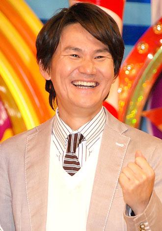 お昼の新番組『ヒルナンデス!』(日本テレビ系)の会見に出席した、メインMCのウッチャンナンチャン・南原清隆 (C)ORICON DD inc.