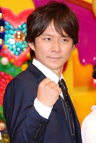 お昼の新番組『ヒルナンデス!』(日本テレビ系)の会見に出席した、火曜レギュラーのアンジャッシュ・渡部建 (C)ORICON DD inc.