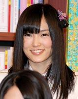 日本テレビ系新番組『なるほど! ハイスクール』の会見に出席したNMB48・山本彩 (C)ORICON DD inc.