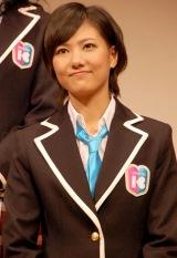 映画『高校デビュー』公開直前イベントに出席したAKB48・宮澤佐江 (C)ORICON DD inc.