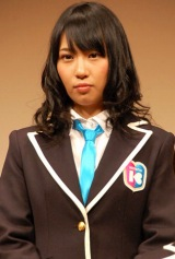 映画『高校デビュー』公開直前イベントに出席したAKB48・増田有華 (C)ORICON DD inc.