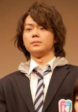 映画『高校デビュー』公開直前イベントに出席した菅田将暉 (C)ORICON DD inc.