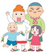 幅広い層に人気のアニメ「毎日かあさん」