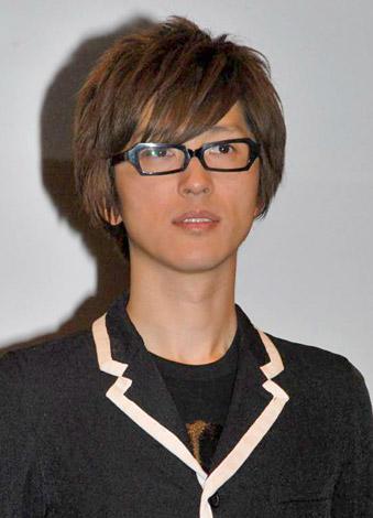 テレビアニメ『トリコ』の製作発表会に出席した櫻井孝宏 (C)ORICON DD inc.