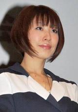 テレビアニメ『トリコ』の製作発表会に出席した朴ロ美