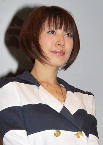 テレビアニメ『トリコ』の製作発表会に出席した朴ロ美 (C)ORICON DD inc.