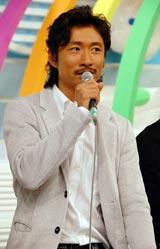 新番組『ZIP!』(日本テレビ系)初回放送終了後、インタビューに応じたEXILE・MAKIDAI (C)ORICON DD inc.