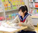 前田敦子初主演映画『もしドラ』のメインビジュアルも初公開  (C)2011「もしドラ」製作委員会