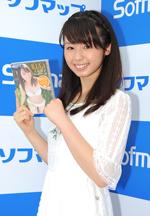 8thDVD『RINAism♪〜里奈的進化論〜』の発売イベントを行った小池里奈(C)ORICON DD inc.
