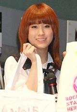 スーパープランニング社のチャリティートーク&ライブに参加したIMALU (C)ORICON DD inc.