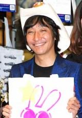 スーパープランニング社のチャリティートーク&ライブに参加したウルフルケイスケ (C)ORICON DD inc.