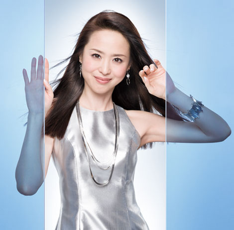 サムネイル ディオーサ新TVCM「進化した泡」篇に出演する松田聖子