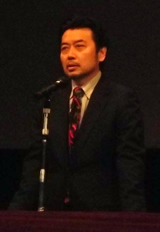 日本映画大学映画部映画学科長を務める映画監督の天願大介氏  (C)ORICON DD inc.