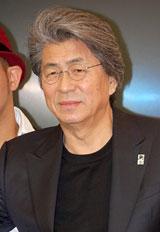 加藤登紀子主催のチャリティーコンサート発表会見に出席した鳥越俊太郎