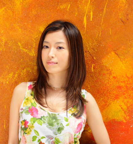 村治佳織 (C)Kiyotaka Saito