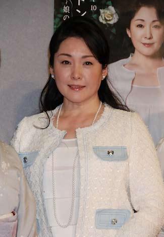 サムネイル 主人公・みどりを演じる松坂慶子 (C) ORICON DD inc.