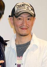 映画『エンジェル ウォーズ』の公開記念トークイベントに出席した桂正和