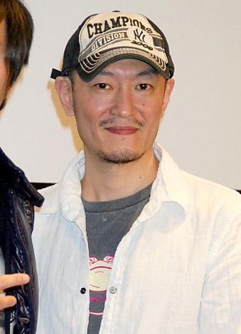 映画『エンジェル ウォーズ』の公開記念トークイベントに出席した桂正和 (C)ORICON DD inc.