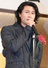 2011年本屋大賞授賞式に参加した、昨年の受賞者・冲方丁氏 (C)ORICON DD inc.