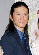 NHK朝の連続テレビ小説『どんど晴れ スペシャル』の会見に出席した田辺誠一