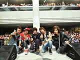 大国男児(左からヒョンミン、ジェイ、カラム、インジュン、ミカ)