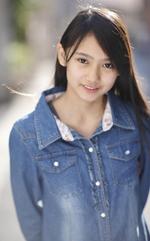 芸能プロダクション「研音」の子供部門「けんおん。」に所属する12歳の新人女優・黒崎レイナ  撮影/小澤太一