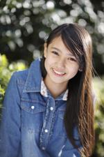 強い目力が魅力の女優・黒崎レイナ。複雑な事情を持つ難役を演じる 撮影/小澤太一