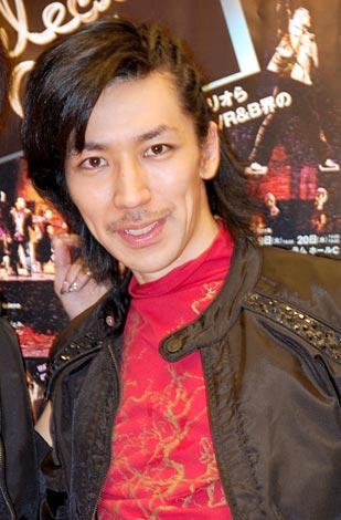 米・ニューヨークのダンサー集団『THE MOVEMENT』の日本初上陸公演前に報道陣のインタビューに応じたTAKAHIRO (C)ORICON DD inc.