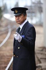 映画『RAILWAYS』第2弾で主人公・滝島徹を演じる三浦友和
