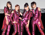 AKB48の派生ユニット・DiVA(左から秋元才加、梅田彩佳、増田有華、宮澤佐江) (C)ORICON DD inc.