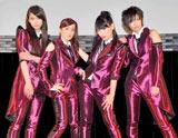 AKB48の派生ユニット・DiVA(左から秋元才加、梅田彩佳、増田有華、宮澤佐江)