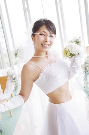 【2009年6月】くびれ婚達成時