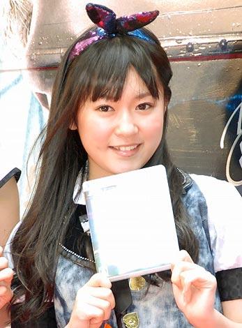 東京・渋谷で行われた映画『ハリー・ポッター』のイベントに登場したAKB48・多田愛佳 (C)ORICON DD inc.