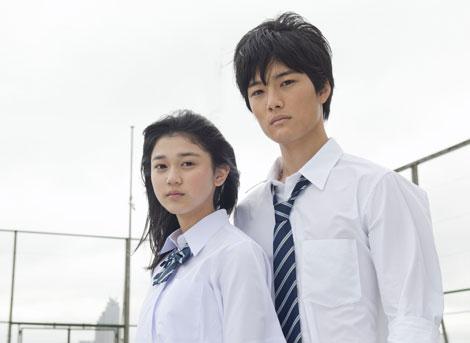 ドラマ『金魚倶楽部』で入江甚儀(右)が連ドラ初主演 ヒロインは刈谷友衣子(左)